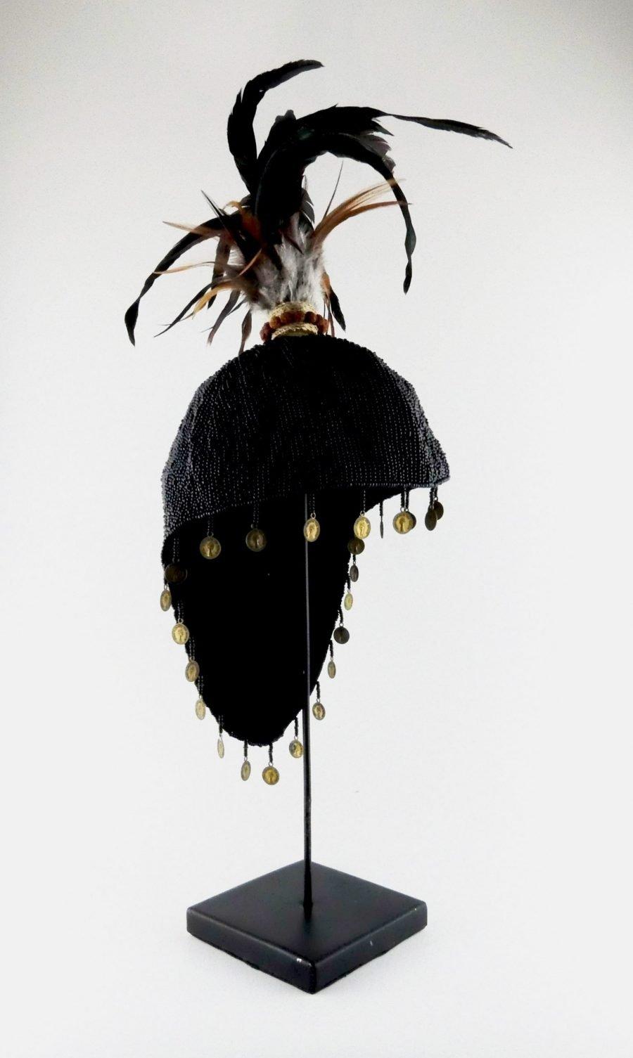 Papua hoed op standaard