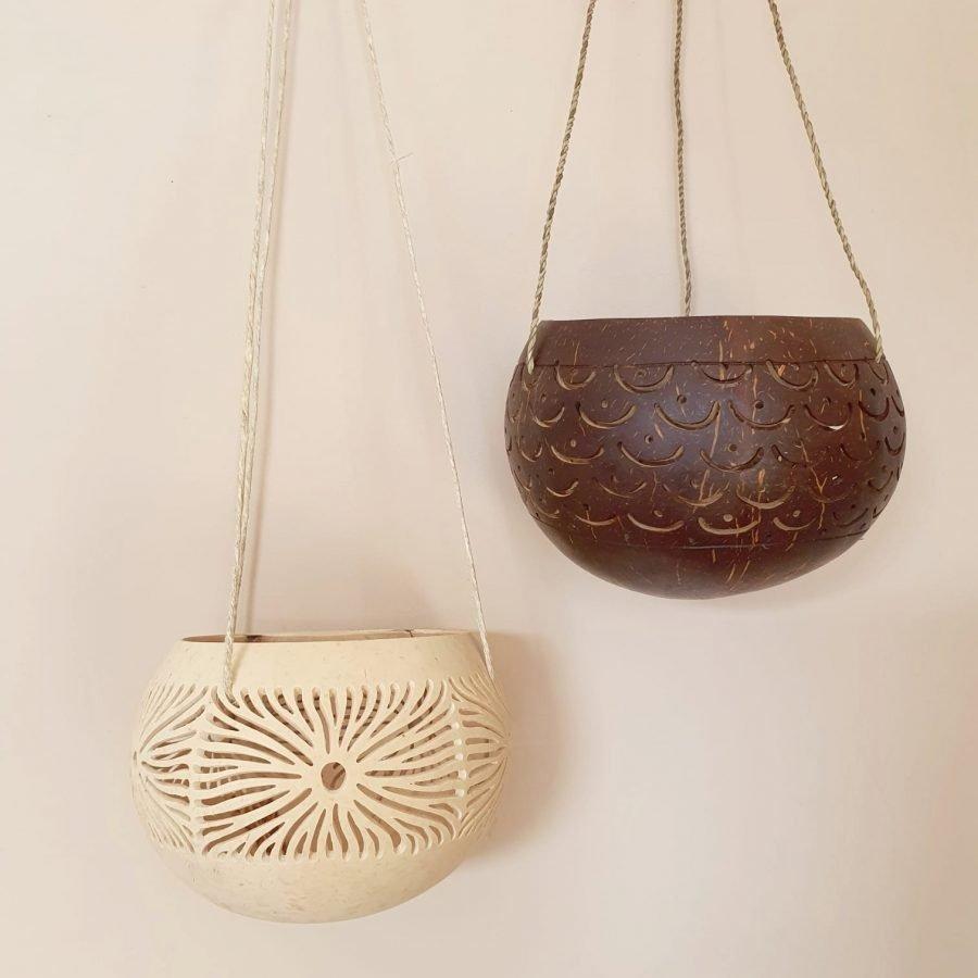 Kokosnoot hangers bali