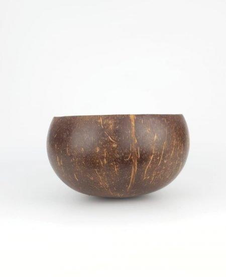 Kokosnoot schaaltje