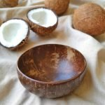 Kokosnootschaaltje bali