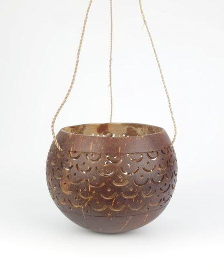 Kokosnoot houder (2)