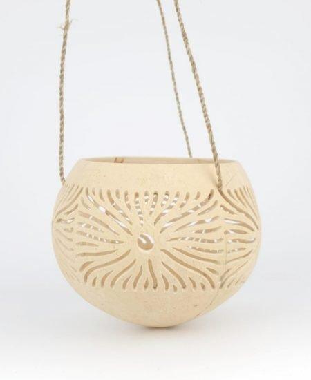 Kokosnoot houder