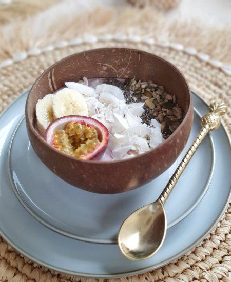 Kokosnootschaaltje