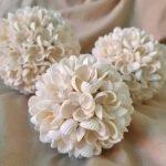 Schelpenbol bali bloem