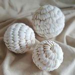 Schelpenbollen bali schelpen accessoires