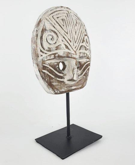 Timor wooden mask - papua masker