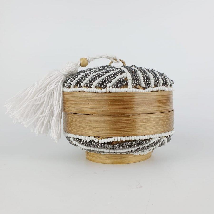 Treasure chest schelpenbakje bali kraaltjes
