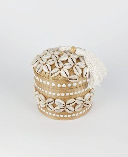 Balinese schelpen bakjes small
