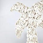 Palmboom schelpen decoratie