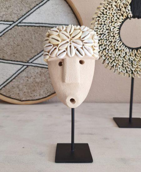 Papua masker nicky stone man bali