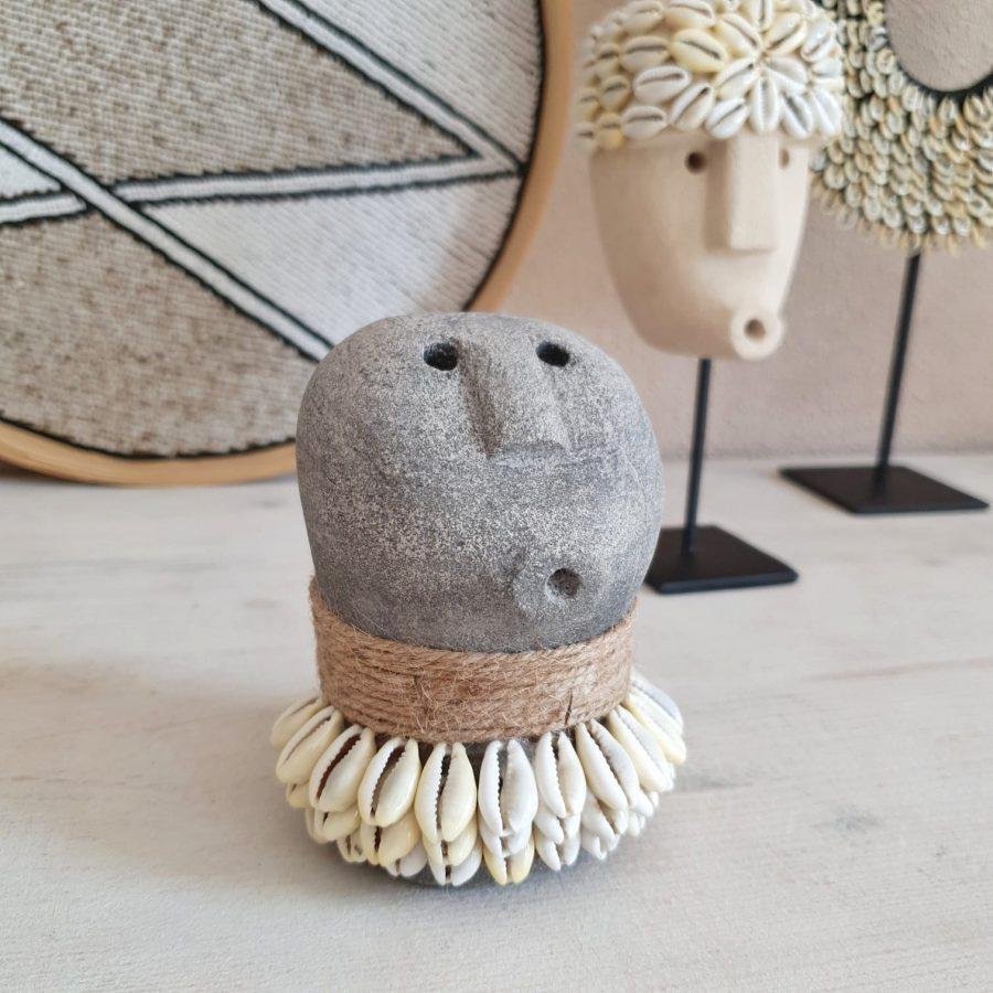 Stone man Bolly sumba stone bali